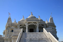 Indian Temple in Toronto Royalty Free Stock Photos
