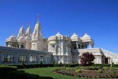 Indian Temple in Toronto Royalty Free Stock Images
