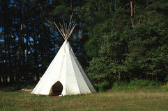 Indian Tent for Children stock images