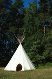 Indian tent for children Royalty Free Stock Image
