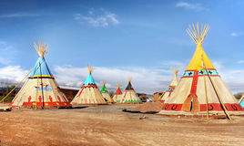 Indian Tents Stock Image Image Of Tipi Camping