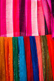 Indian textile Stock Photo