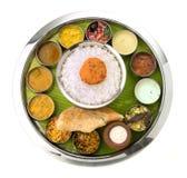 Indian Thali Royalty Free Stock Photo