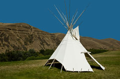 Indian Tipi Stock Photos