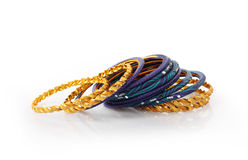 Indian Traditional Bangles Royalty Free Stock Photo