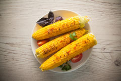 Indian traditional corn royalty free stock image