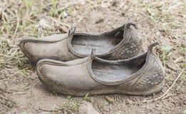 Mojari Shoes Royalty Free Stock Photo