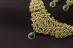 Indian Traditional Jewellery Stock Images