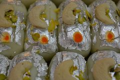 Indian Bengali sweets Royalty Free Stock Image