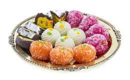 Mix Sweet Food royalty free stock photography