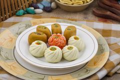 Mix Sweets. Indian Traditional Mix Sweet Food stock photos