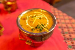 Indian Traditional Cuisine 02 royalty free stock images