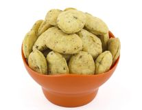 Methi Vada Royalty Free Stock Photo