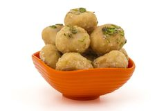 Thor sweet food. Indian traditional sweet food Thor Stock Photography