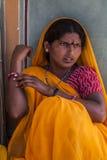 Indian traditional woman Stock Photos