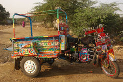 Indian Transport Royalty Free Stock Photos