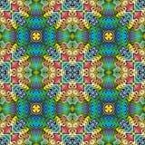 Indian Tribal Pattern Royalty Free Stock Image