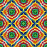 Indian Tribal Pattern Royalty Free Stock Images