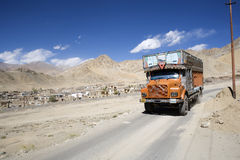 Indian truck Stock Photos