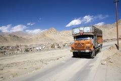 Indian truck Stock Photos