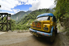 Indian Truck Royalty Free Stock Photo