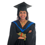 Indian university student portrait Royalty Free Stock Photos