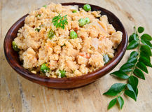 Indian Upma Royalty Free Stock Image