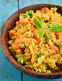 Indian Upma Royalty Free Stock Photo