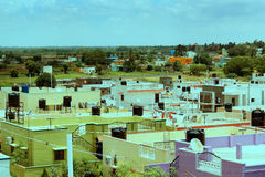 Indian urban view-hosur. Indian urban view - hosur tamilnadu royalty free stock photography