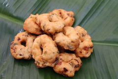 Indian vada Royalty Free Stock Photo