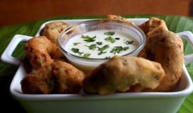 Indian vada Stock Photography