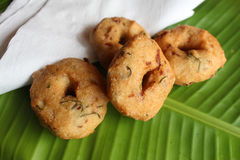 Indian vada Stock Images