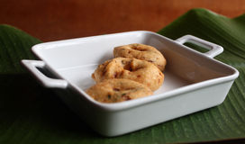 Indian vada Royalty Free Stock Photography