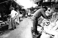Indian Vegetable Market Royalty Free Stock Image