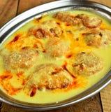 Indian Vegetarian Curry Stock Photos