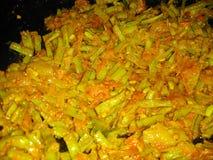 Indian vegitable stock image