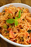 Indian Vermicelli Stock Photos