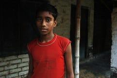Indian village boy Royalty Free Stock Image