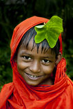 Indian village child Stock Images