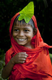 Indian village child Royalty Free Stock Image