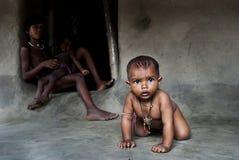 Free Indian Village Children Stock Photography - 44644492