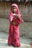 Indian Village Girl Stock Image