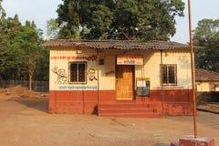 Indian  village house Stock Photos