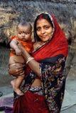 Indian Village life Stock Photos