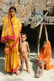 Indian Village Women Royalty Free Stock Image