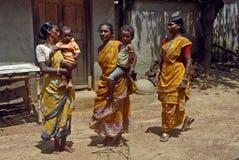 Indian Village Women Royalty Free Stock Photo