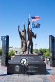 Indian war memorial. Stock Image
