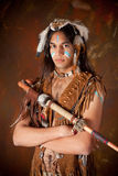 Indian warrior Stock Photos