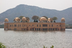 Indian Water Palace Royalty Free Stock Photography