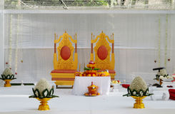 Indian wedding. Stock Image